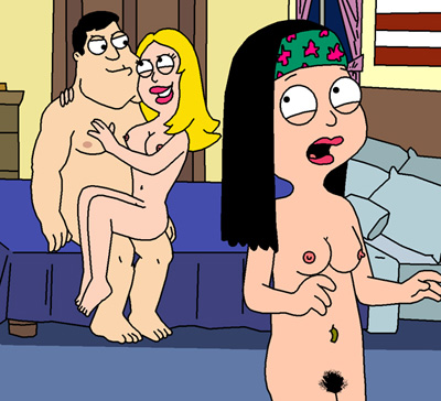 Family guy and american dad porn — photo 3
